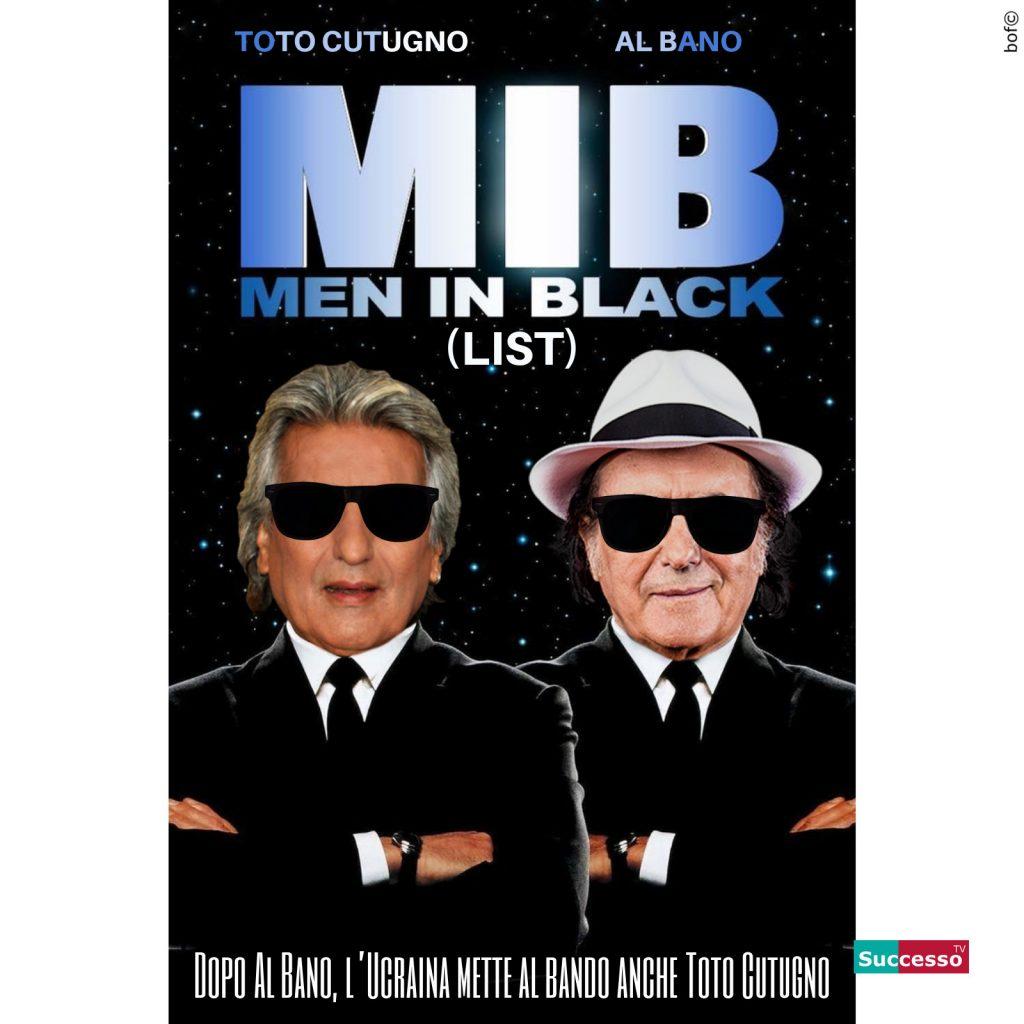 Al Bano Toto Cutugno black list