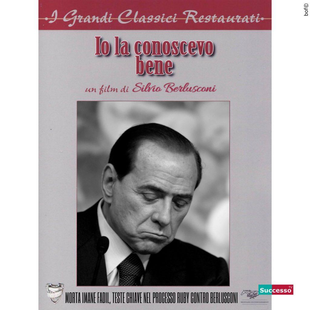 Silvio Berlusconi e Imane Fadil