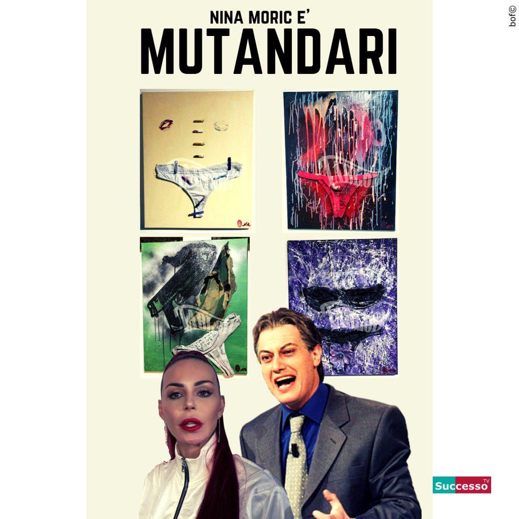 Nina Moric Mutandari