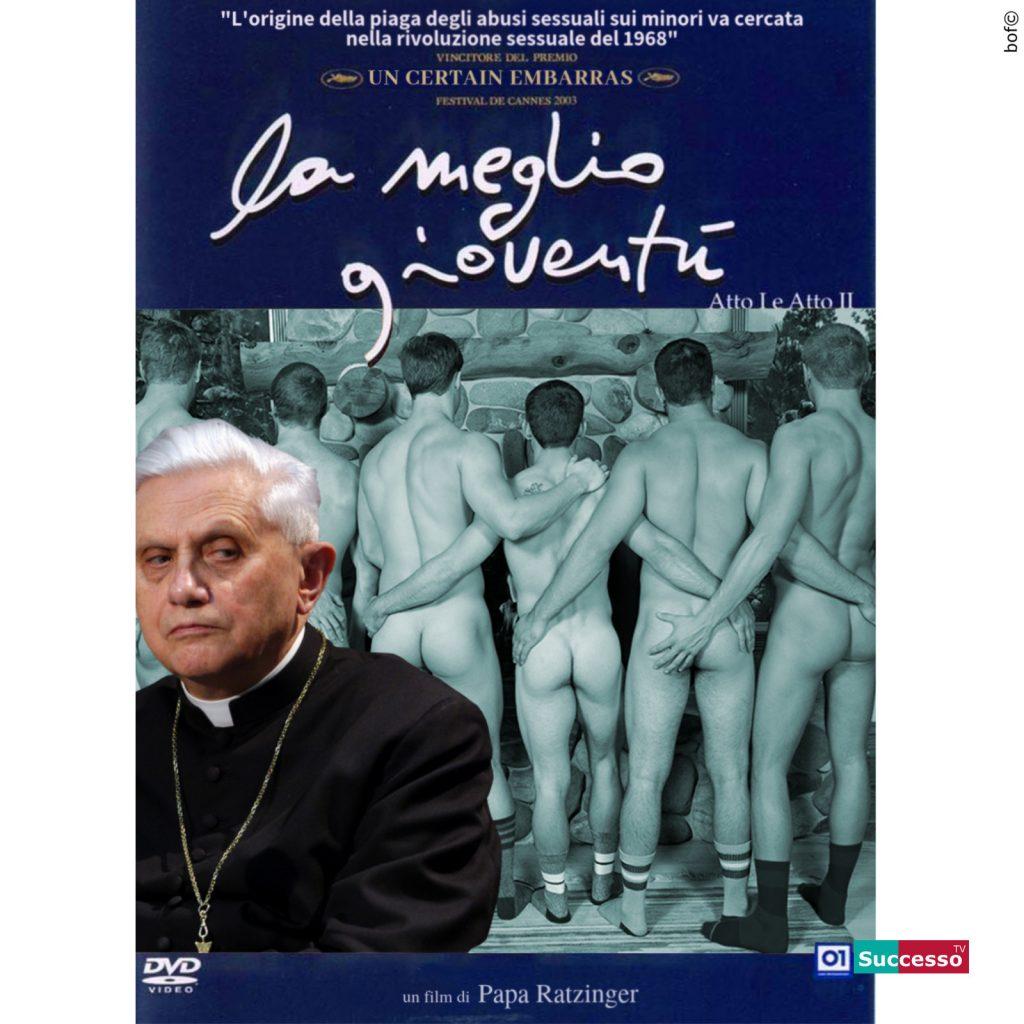 Papa Ratzinger libertà sessuale
