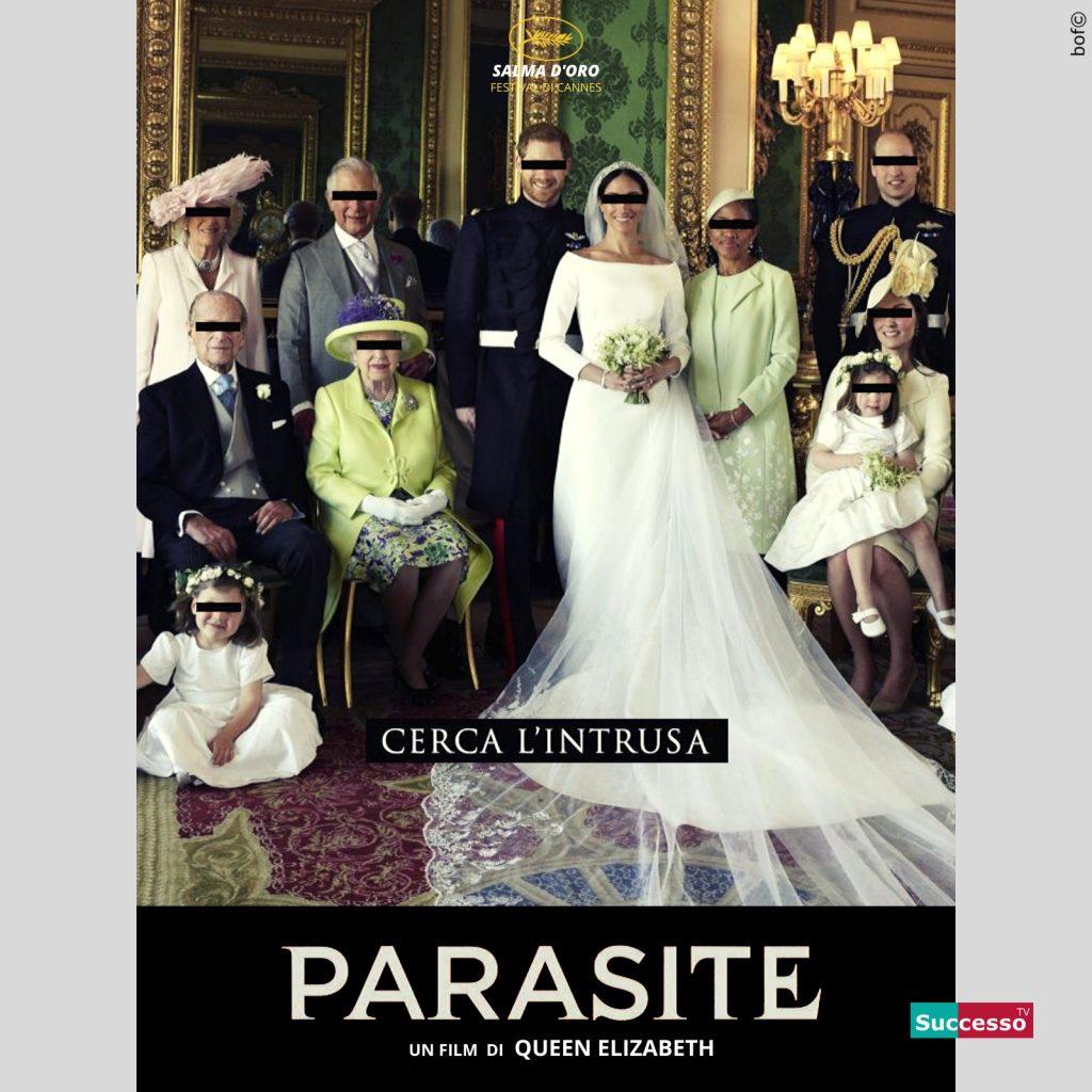 le cartoline di successo tv 2020 parasite