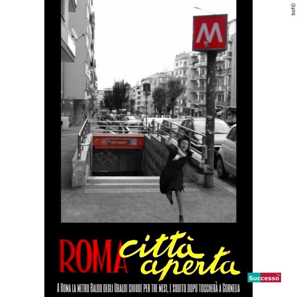 successotv satira parodia cinema roma città aperta metro