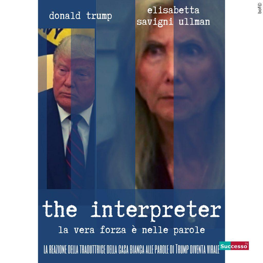 successotv satira parodia cinema the interpreter donald trump
