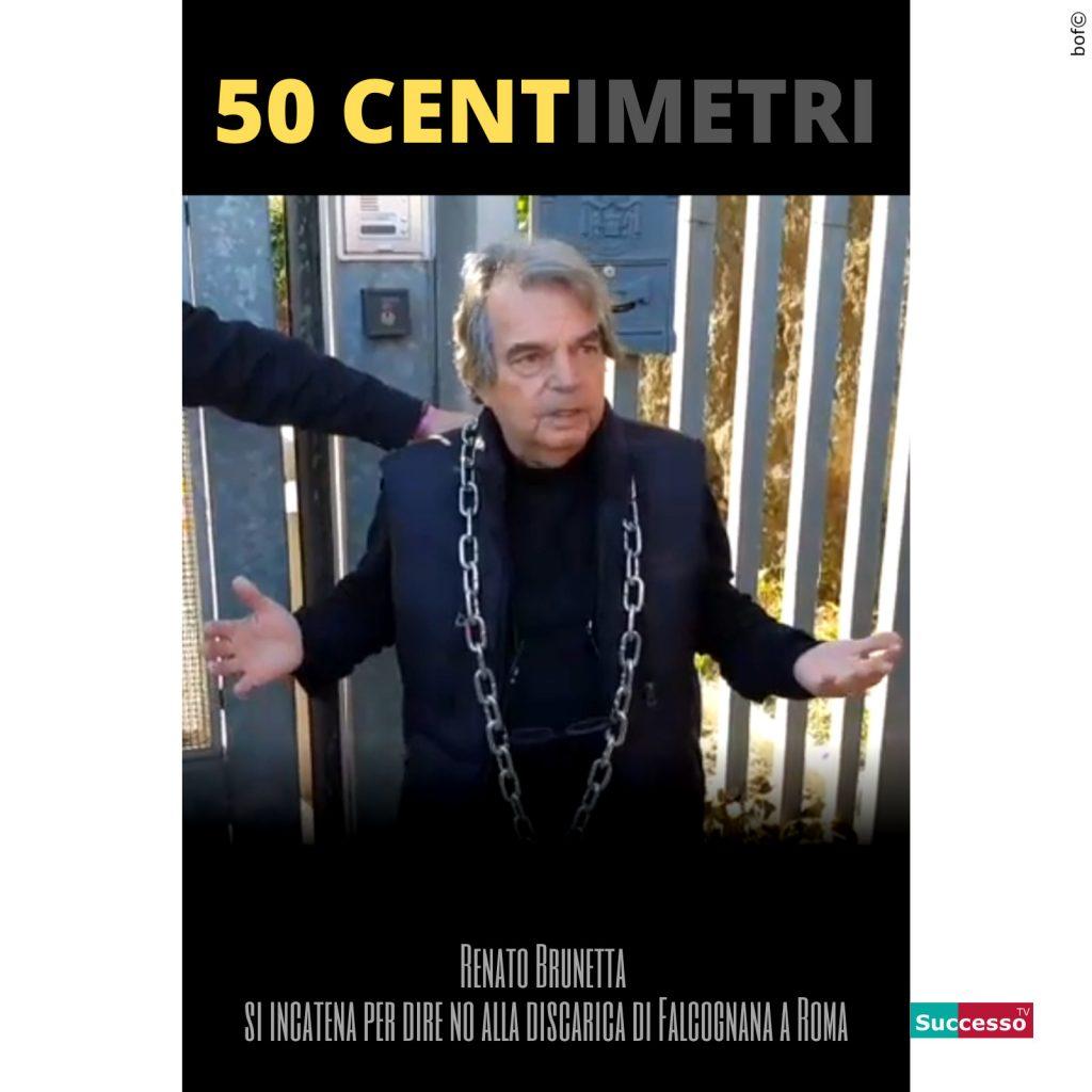successotv satira parodia cinema 50 cent brunetta