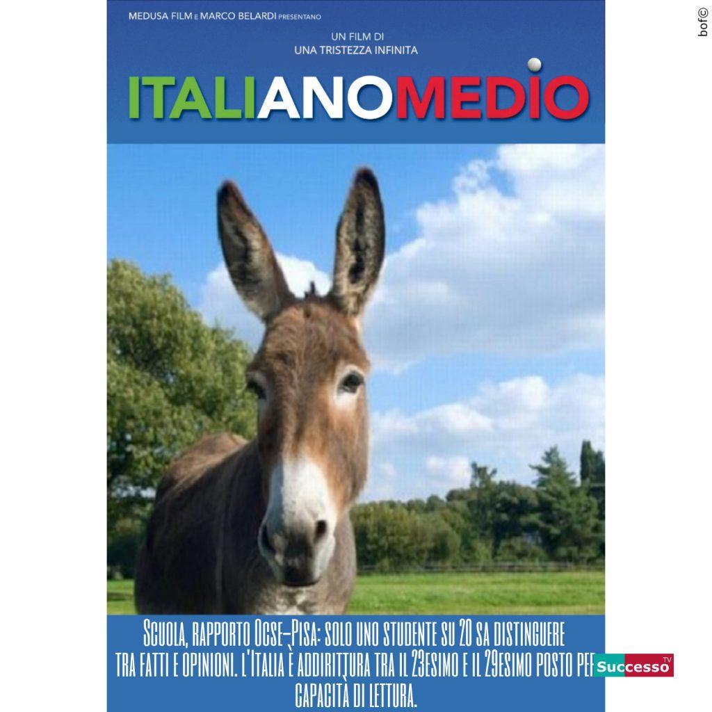 successotv satira parodia cinema italiano medio