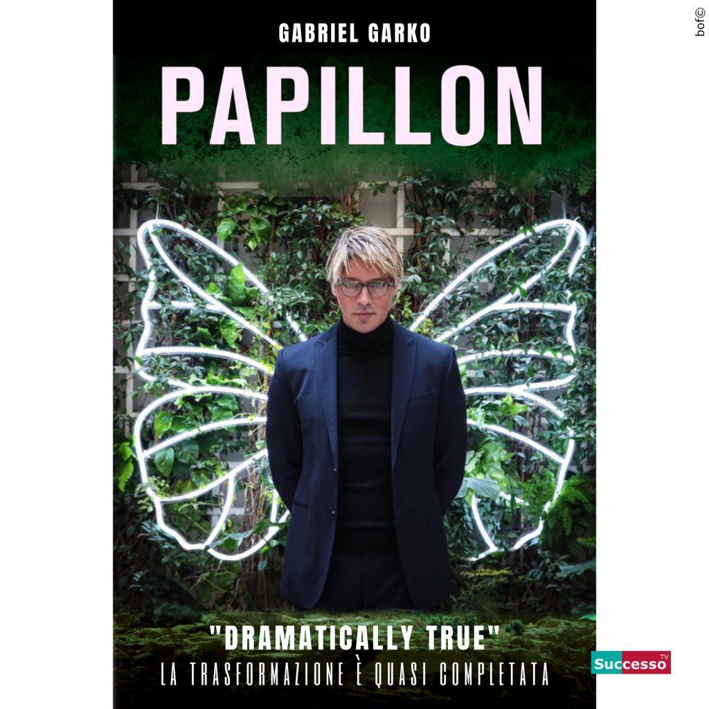 successotv satira parodia cinema papillon gabriel garko