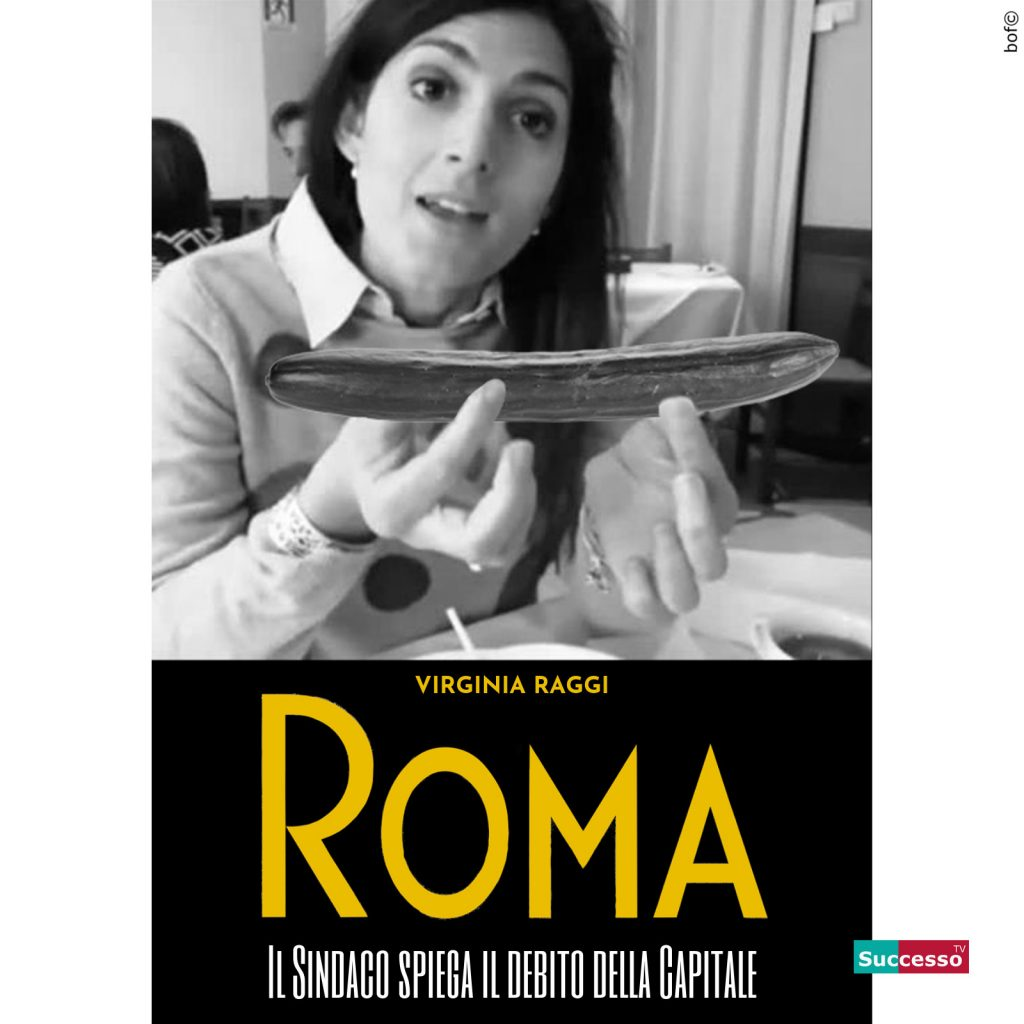 successo tv satira parodia roma virginia raggi