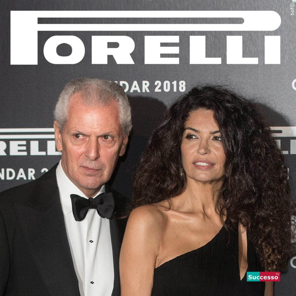 successo tv satira Pirelli Calendario