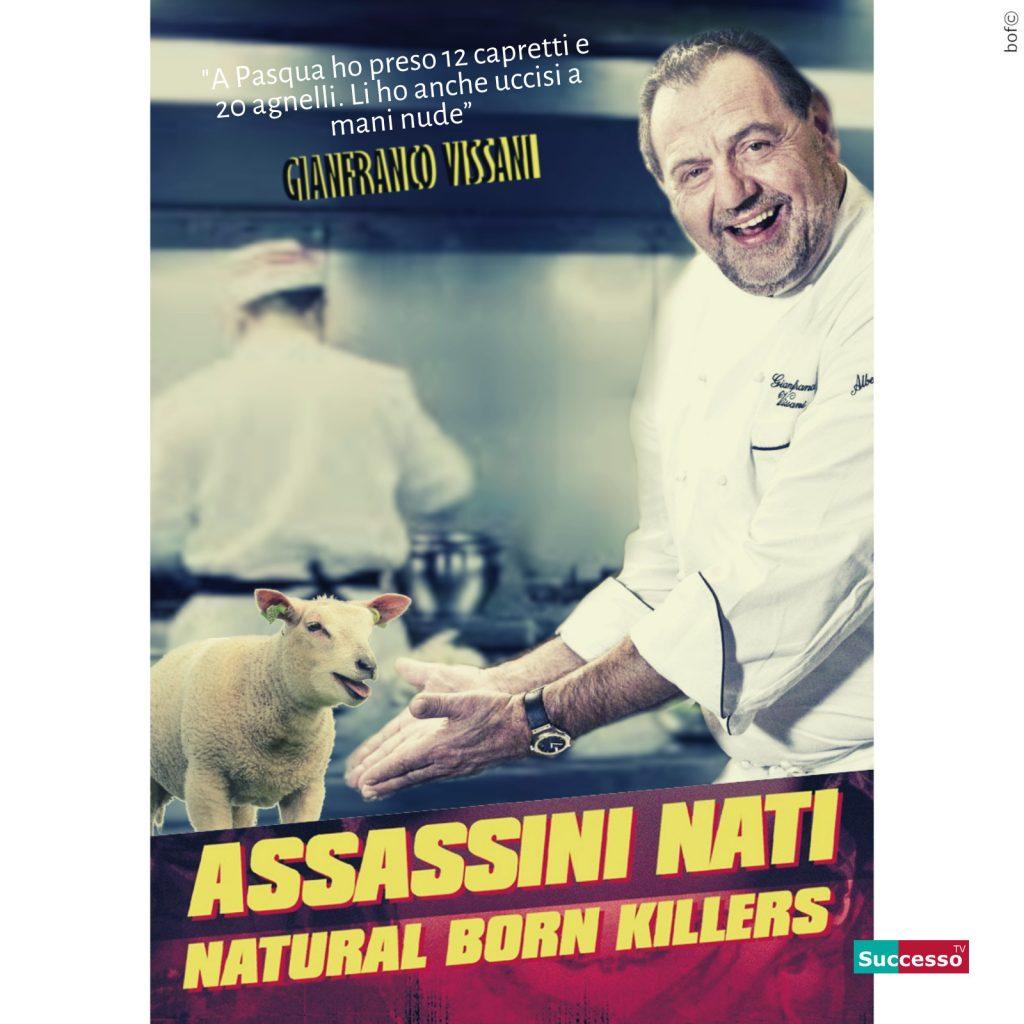 successotv satira parodia cinema assassini nati giancarlo vissani