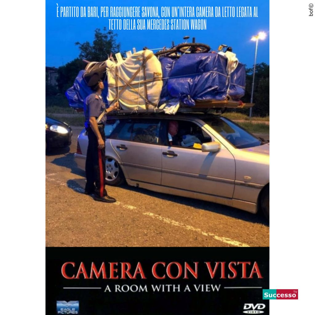 successotv satira parodia cinema camera con vista carabinieri