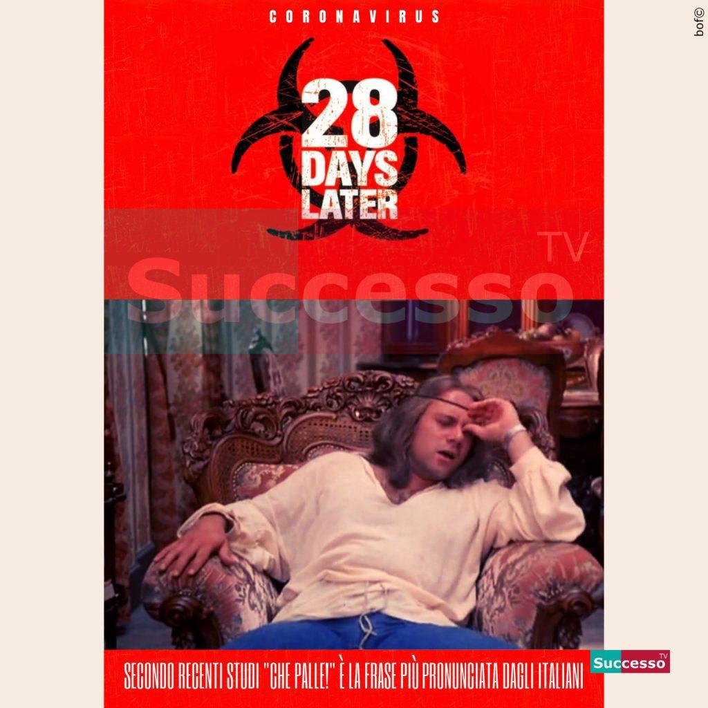 le cartoline di successo tv 2020 un sacco bello carlo verdone che palle coronavirus