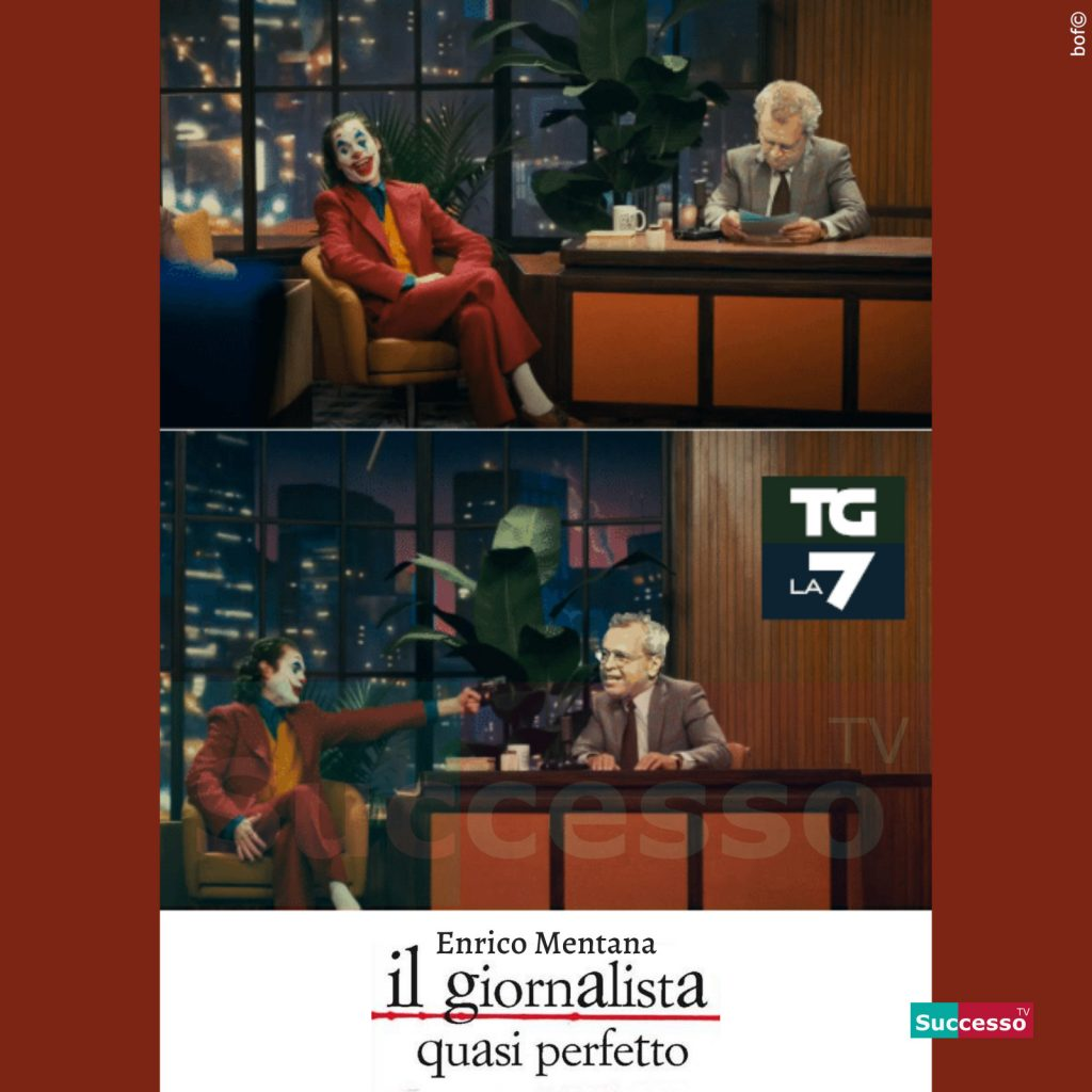 le cartoline di successo tv 2020 mentana giuseppe conte mes conferenza stampa