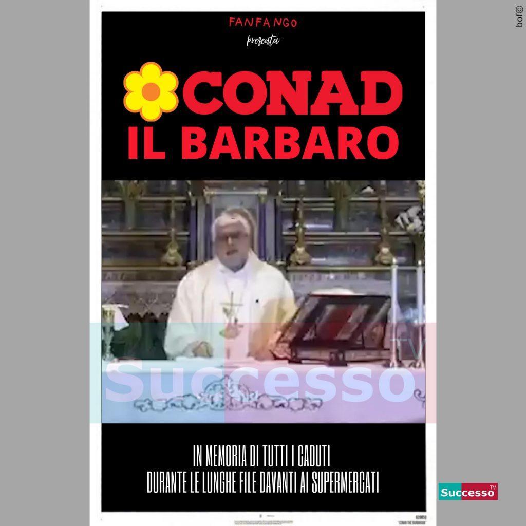 le cartoline di successo tv 2020 conad covid