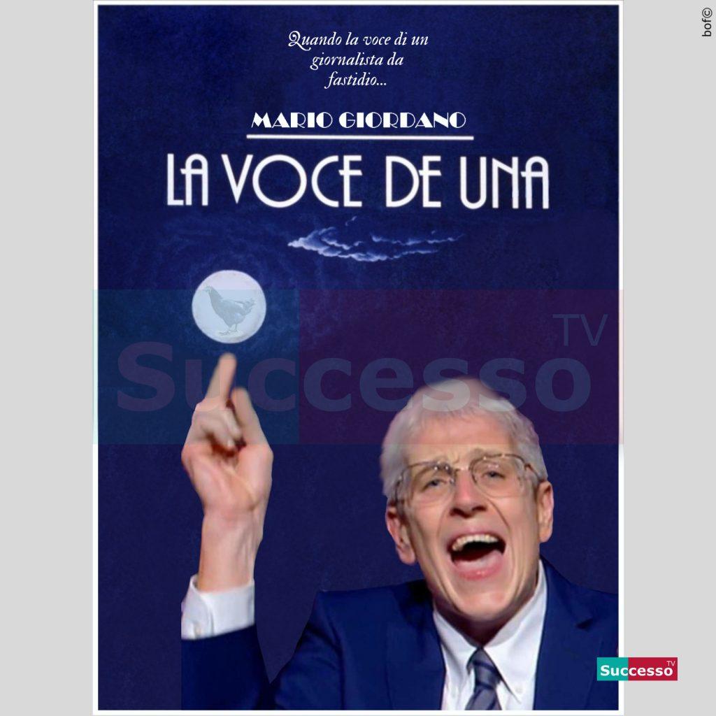le cartoline di successo tv 2020 Mario Giordano Voce