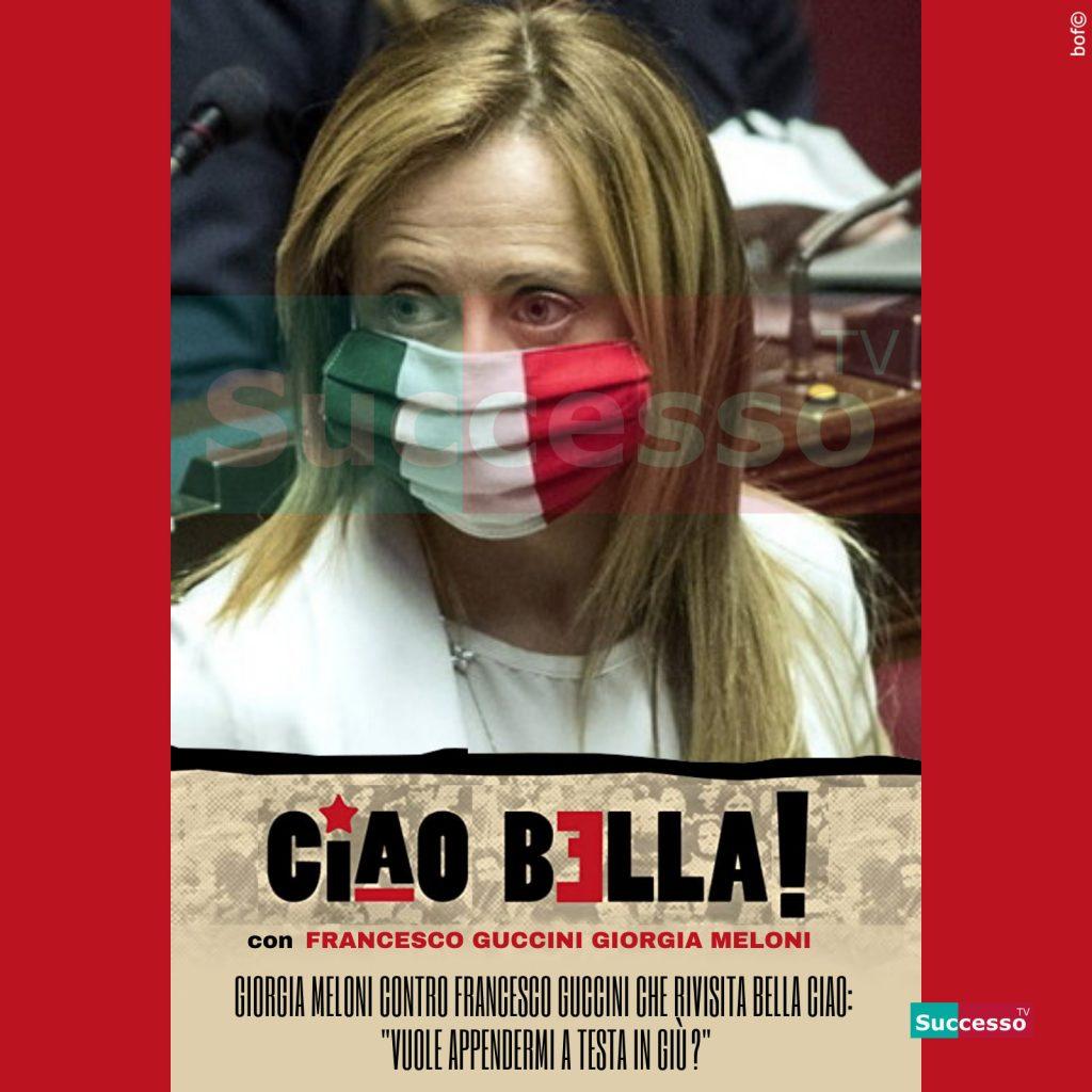le cartoline di successo tv 2020 Giorgia Meloni