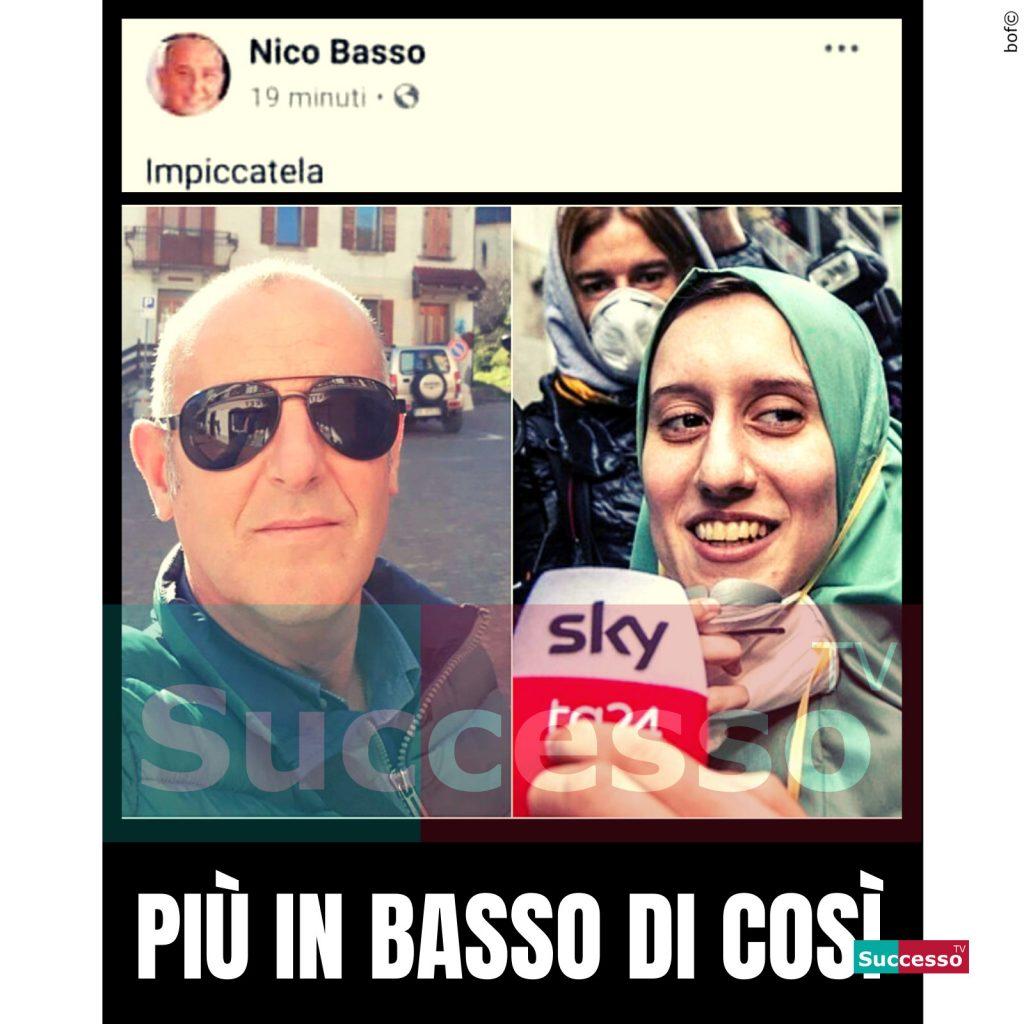 le cartoline di successo tv 2020 Nico Basso