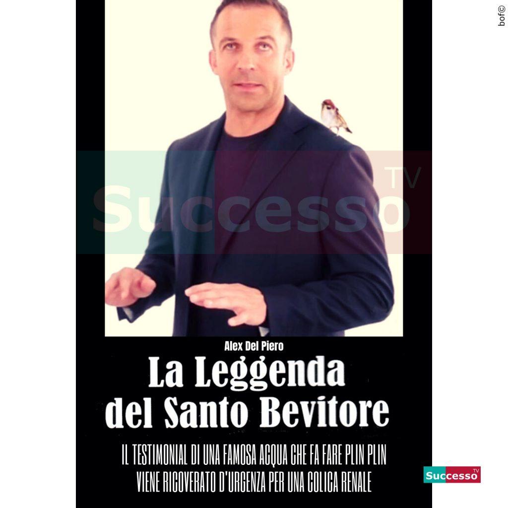 le cartoline di successo tv 2020 Uliveto Del Piero Calcoli