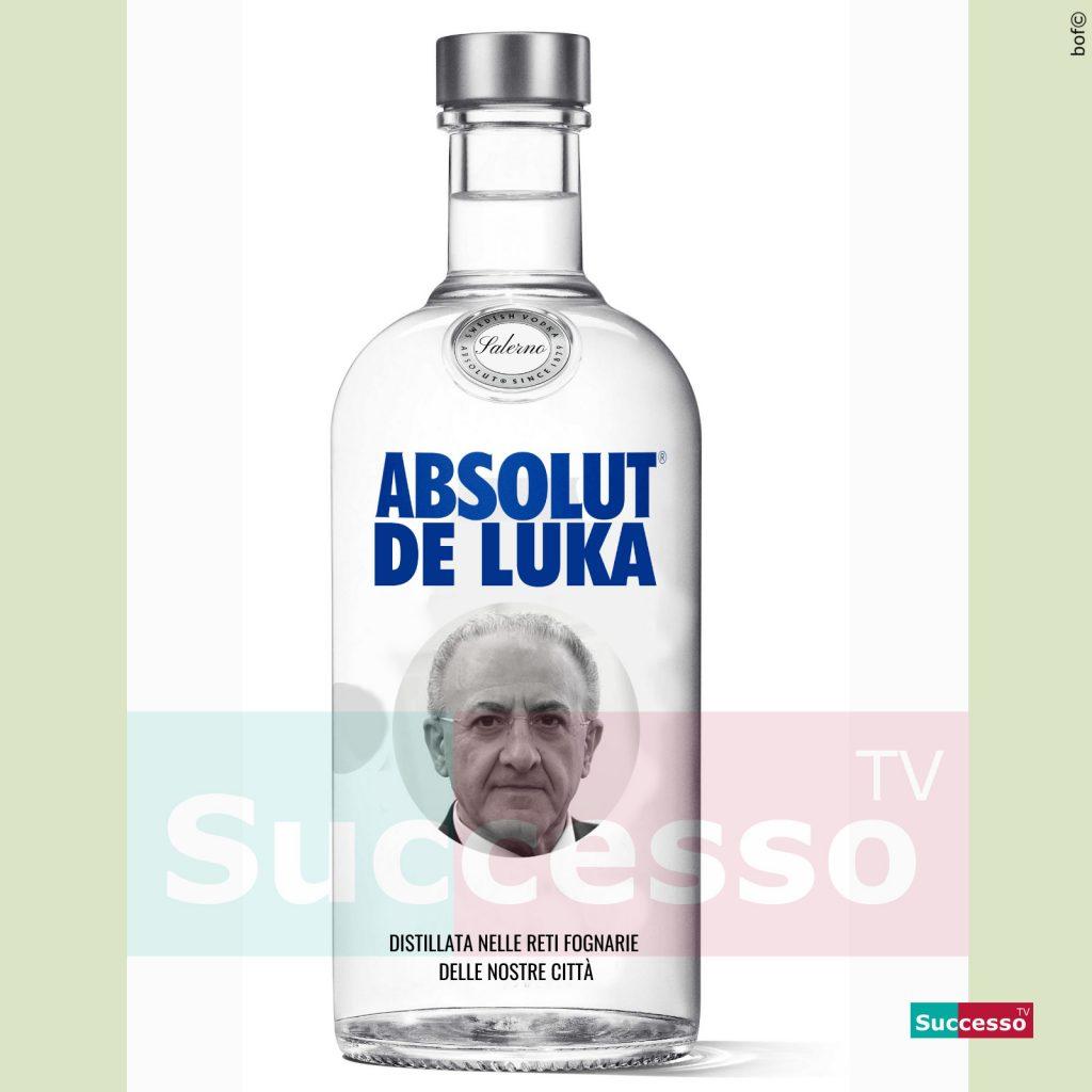 le cartoline di successo tv 2020 De Luca Pd