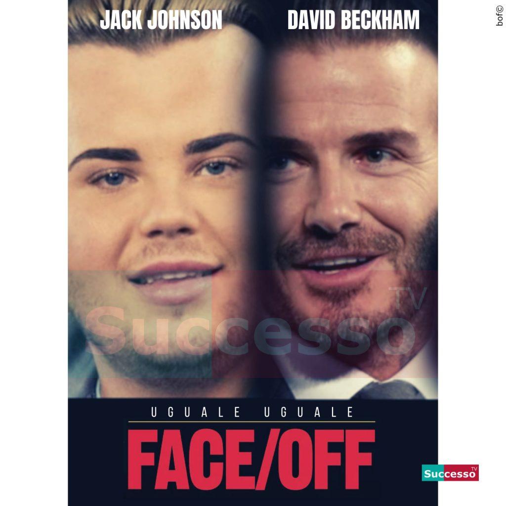 le cartoline di successo tv 2020 Beckham
