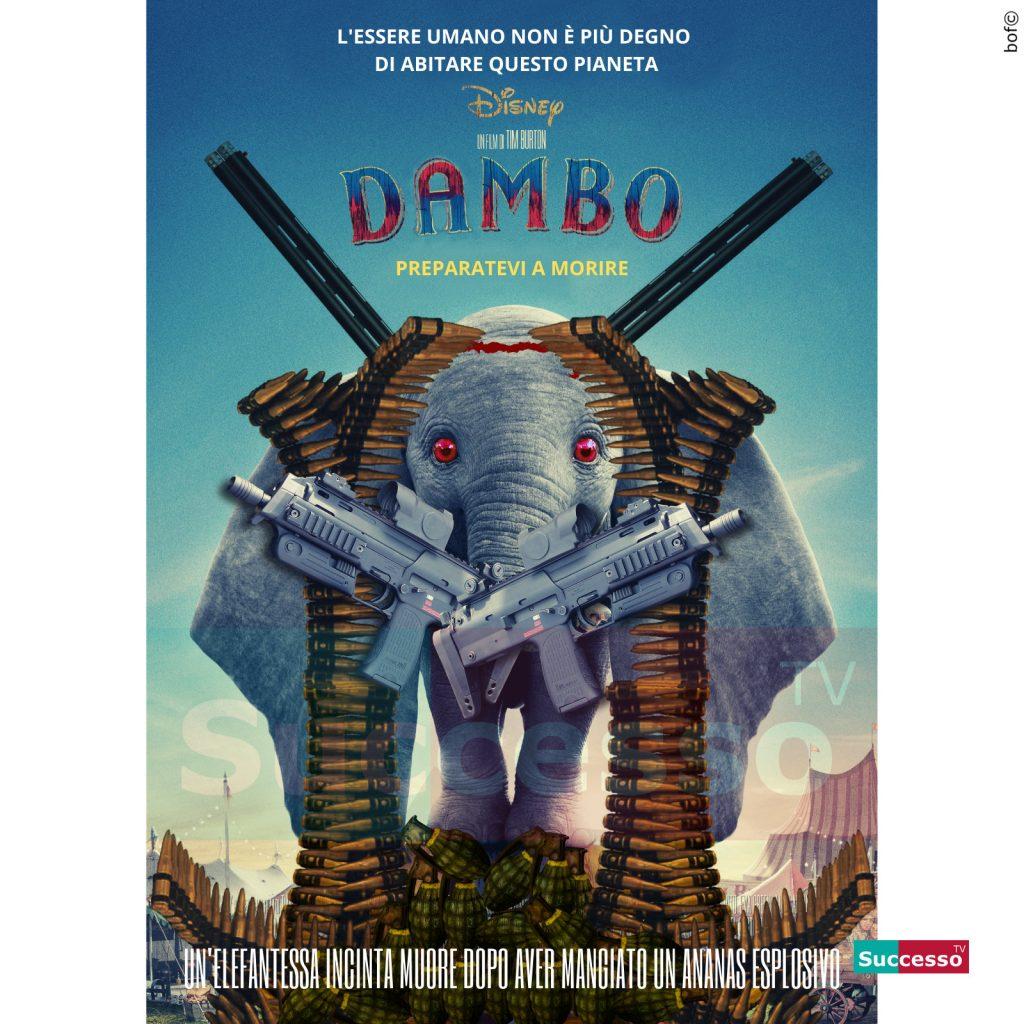 le cartoline di successo tv 2020 Elefanti