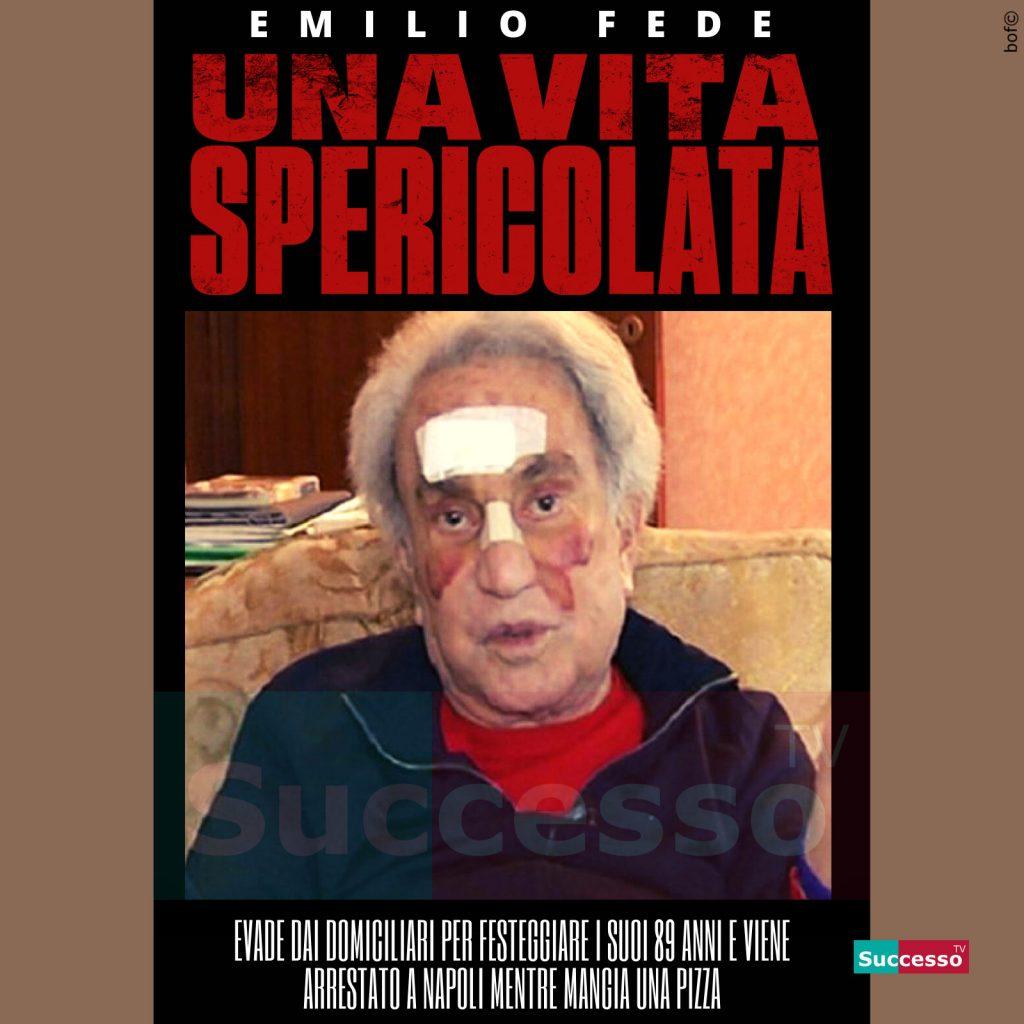 le cartoline di successo tv 2020 Emilio Fede