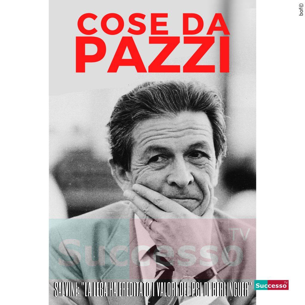 le cartoline di successo tv 2020 Enrico Berlinguer