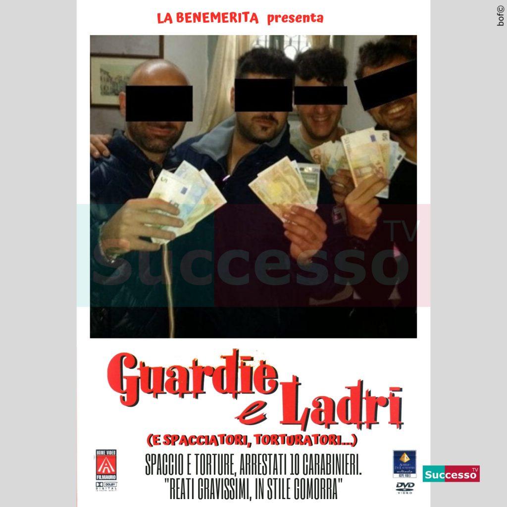 le cartoline di successo tv 2020 Carabinieri