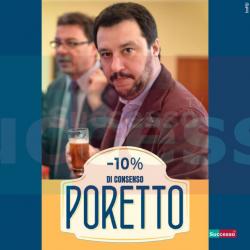 Matteo Salvini - Poretto
