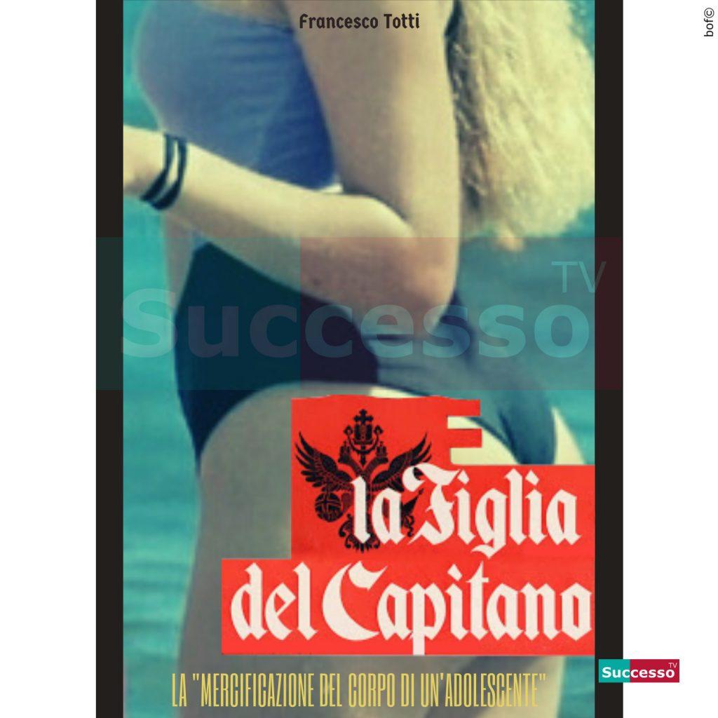 le cartoline di successo tv 2020 Francesco Totti Figlia