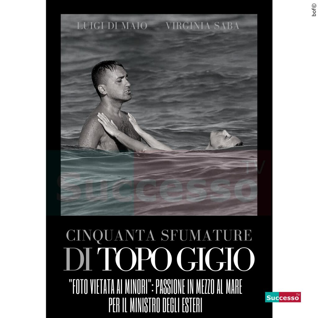 le cartoline di successo tv 2020 Luigi Di Maio