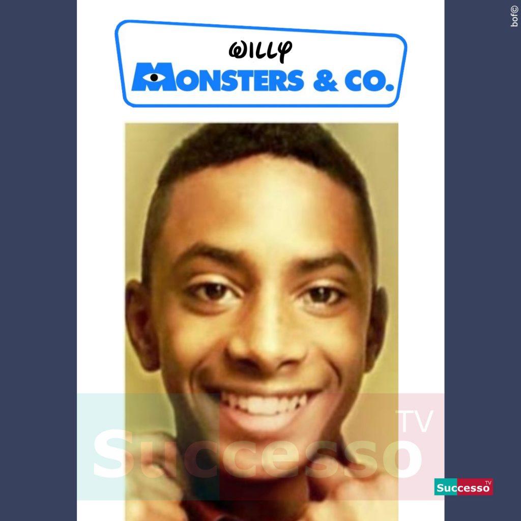 le cartoline di successo tv 2020 Willy