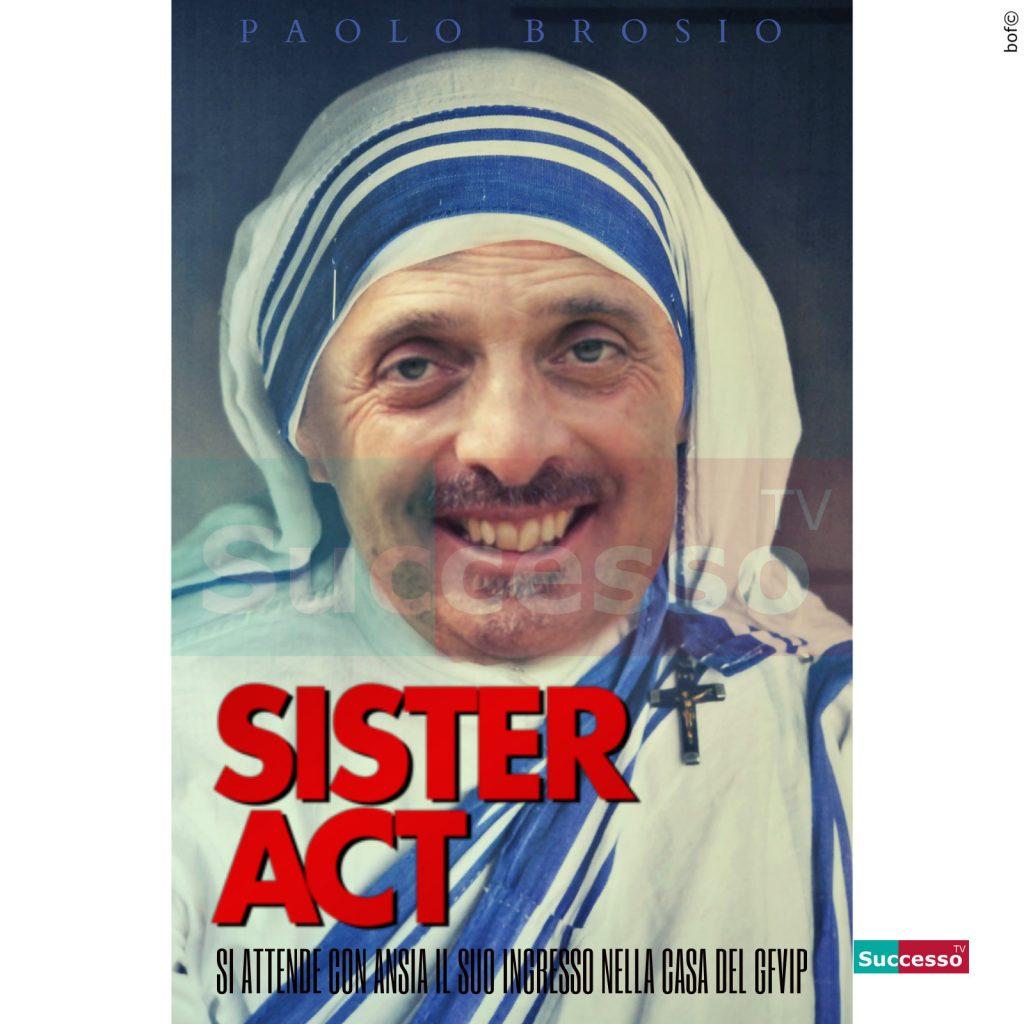 le cartoline di successo tv 2020 Paolo Brosio