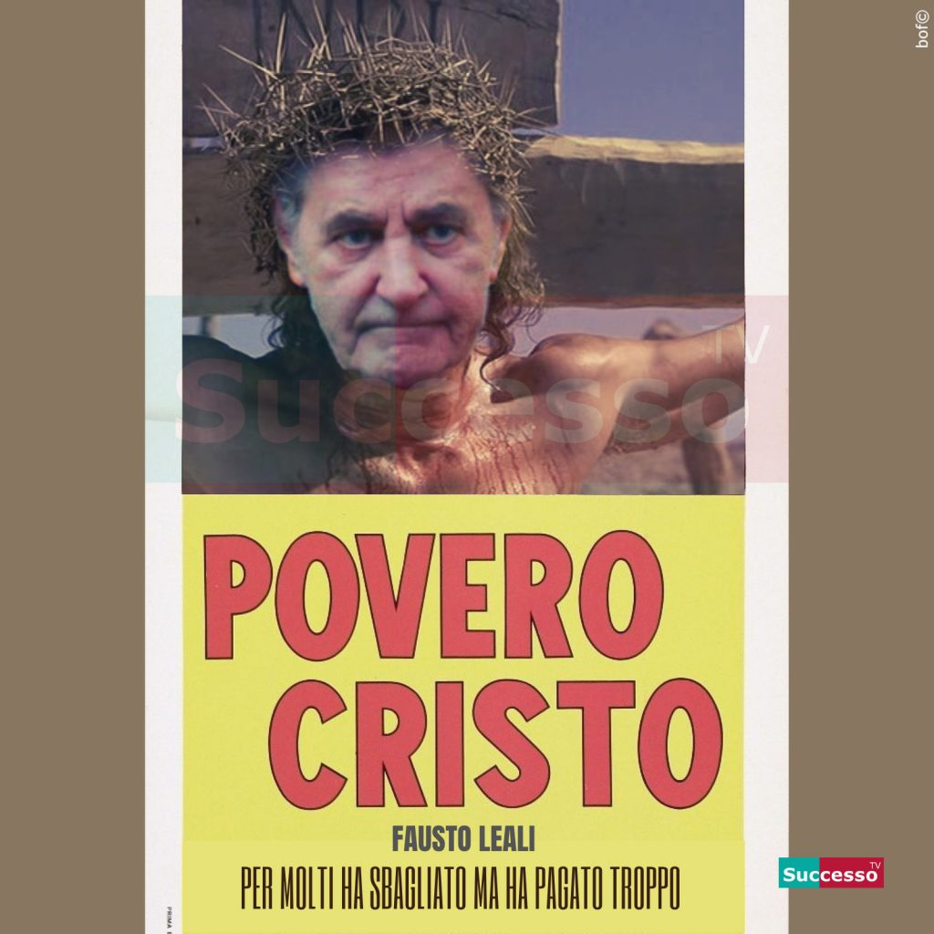 le cartoline di successo tv 2020 Gfvip Fausto Leali