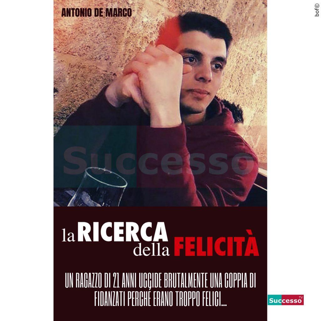 le cartoline di successo tv 2020 Antonio De Marco