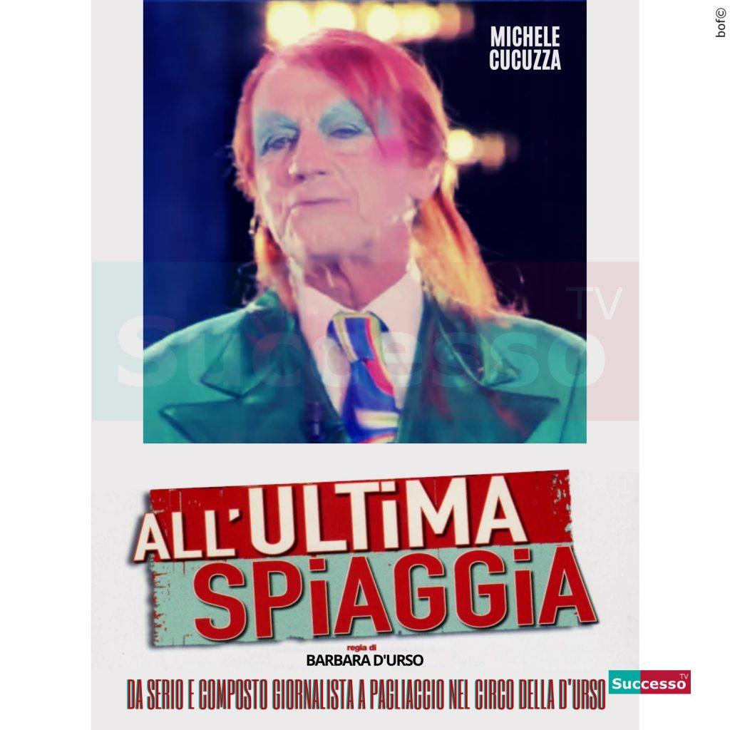 le cartoline di successo tv 2020 Michele Cucuzza