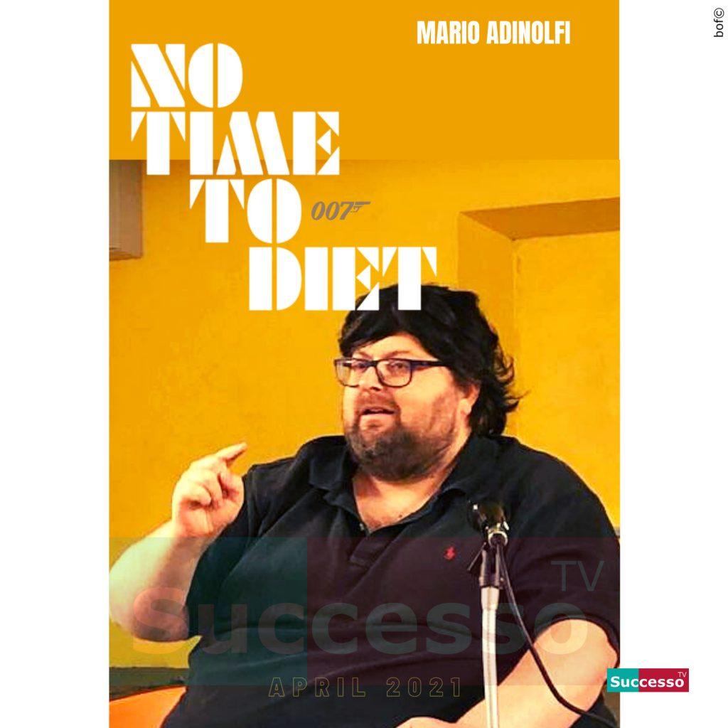 le cartoline di successo tv 2020 Mario Adinolfi