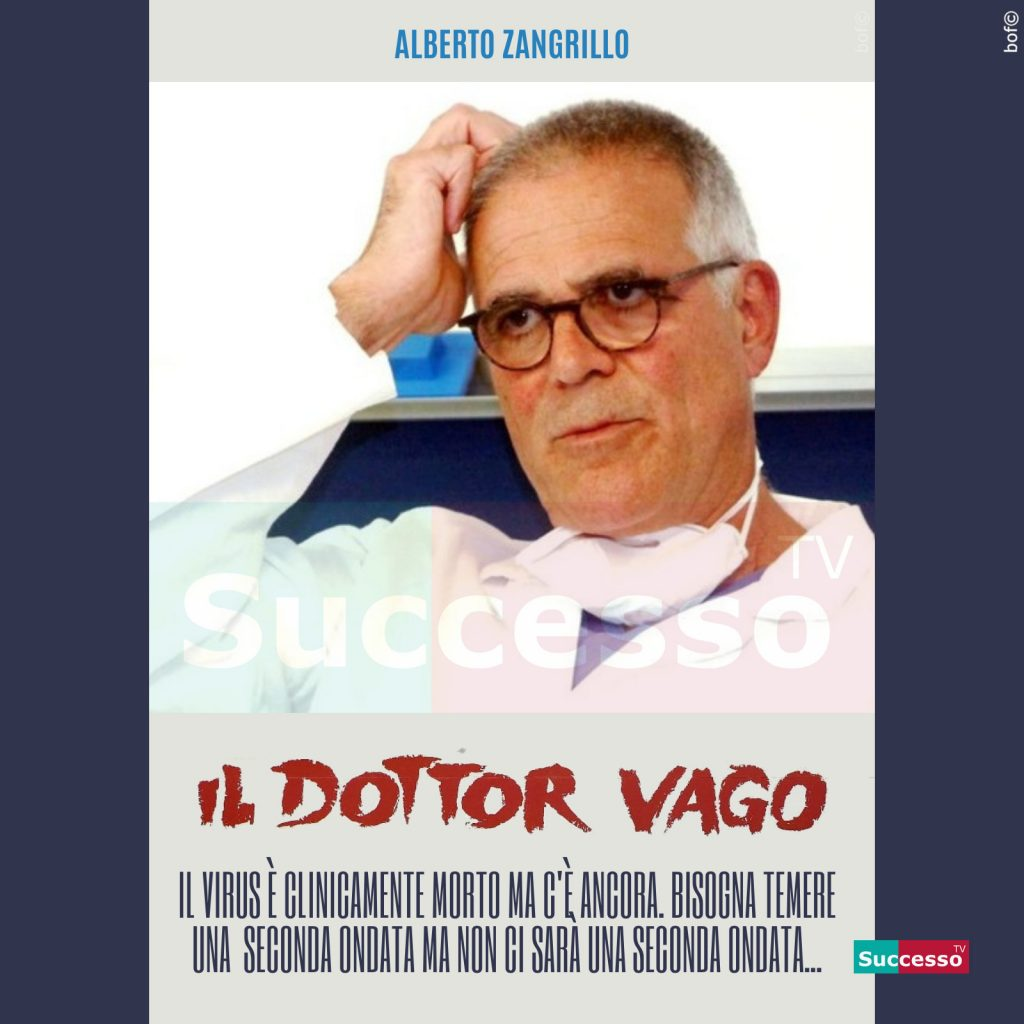 le cartoline di successo tv 2020 Zangrillo