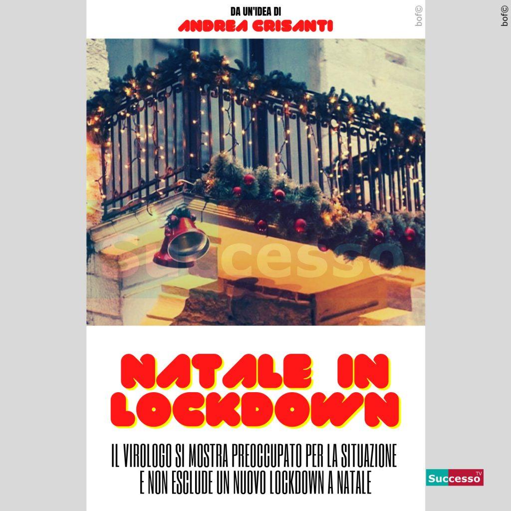 le cartoline di successo tv 2020 Coronavirus Natale Lockdown
