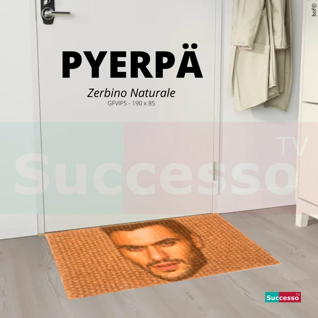 le cartoline di successo tv 2020 Gfvip Pierpaolo Pretelli