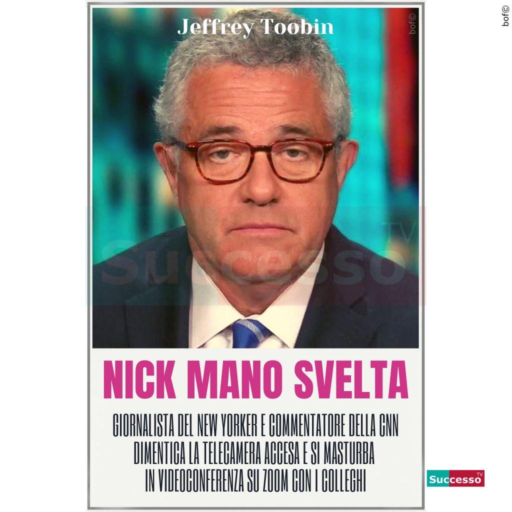 le cartoline di successo tv 2020 Jeffrey Toobin