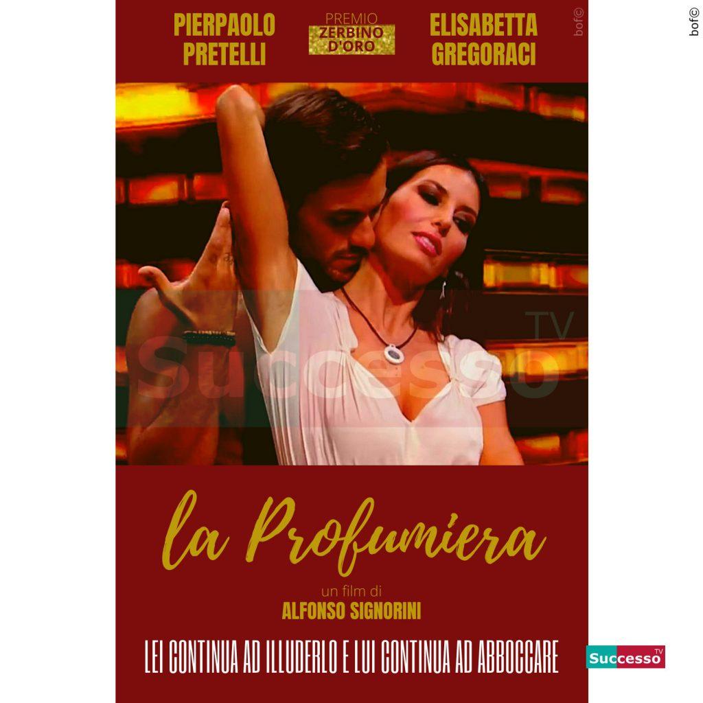 le cartoline di successo tv 2020 Gfvip Gregoraci Pretelli Gregorelli