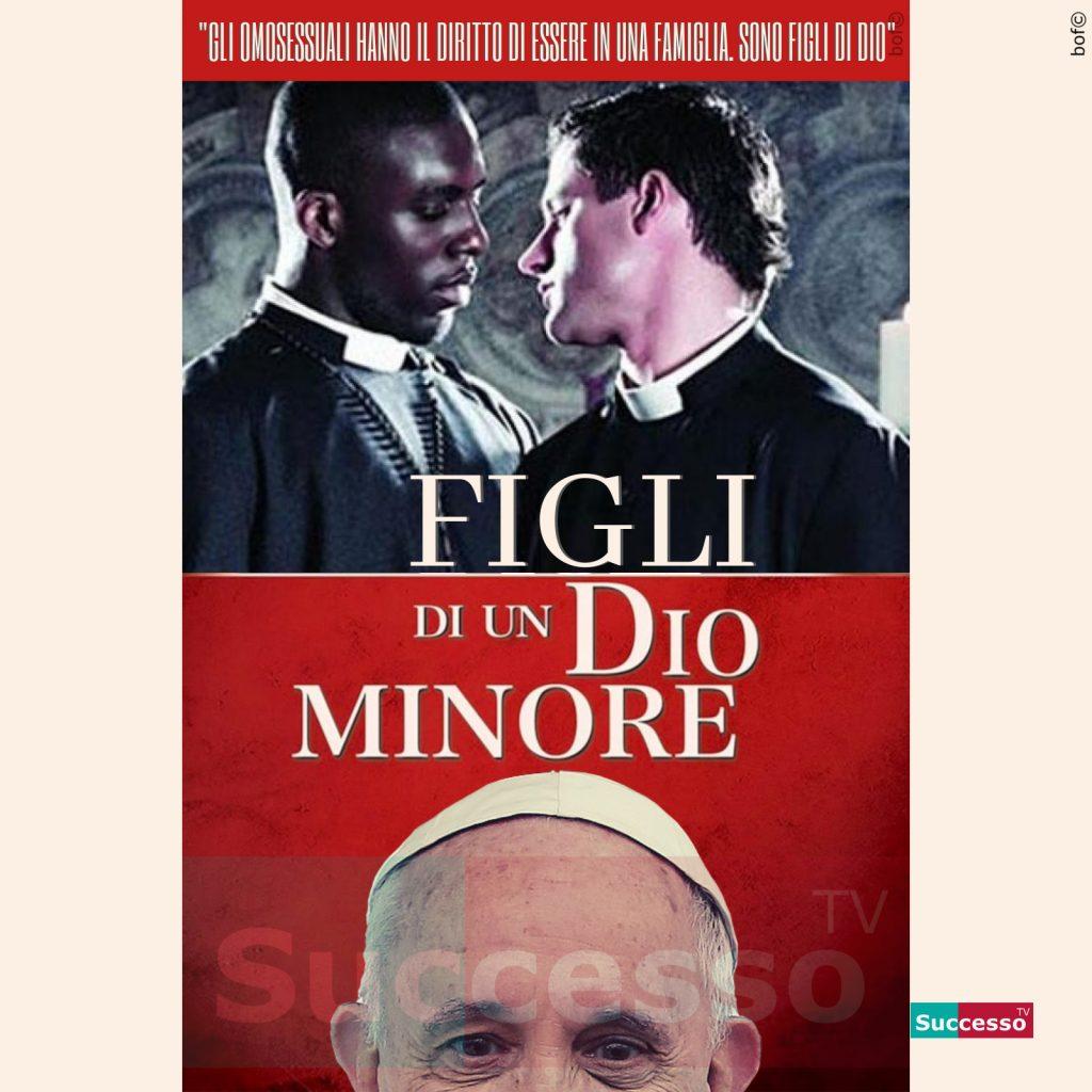 le cartoline di successo tv 2020 Gay Papa Vaticano