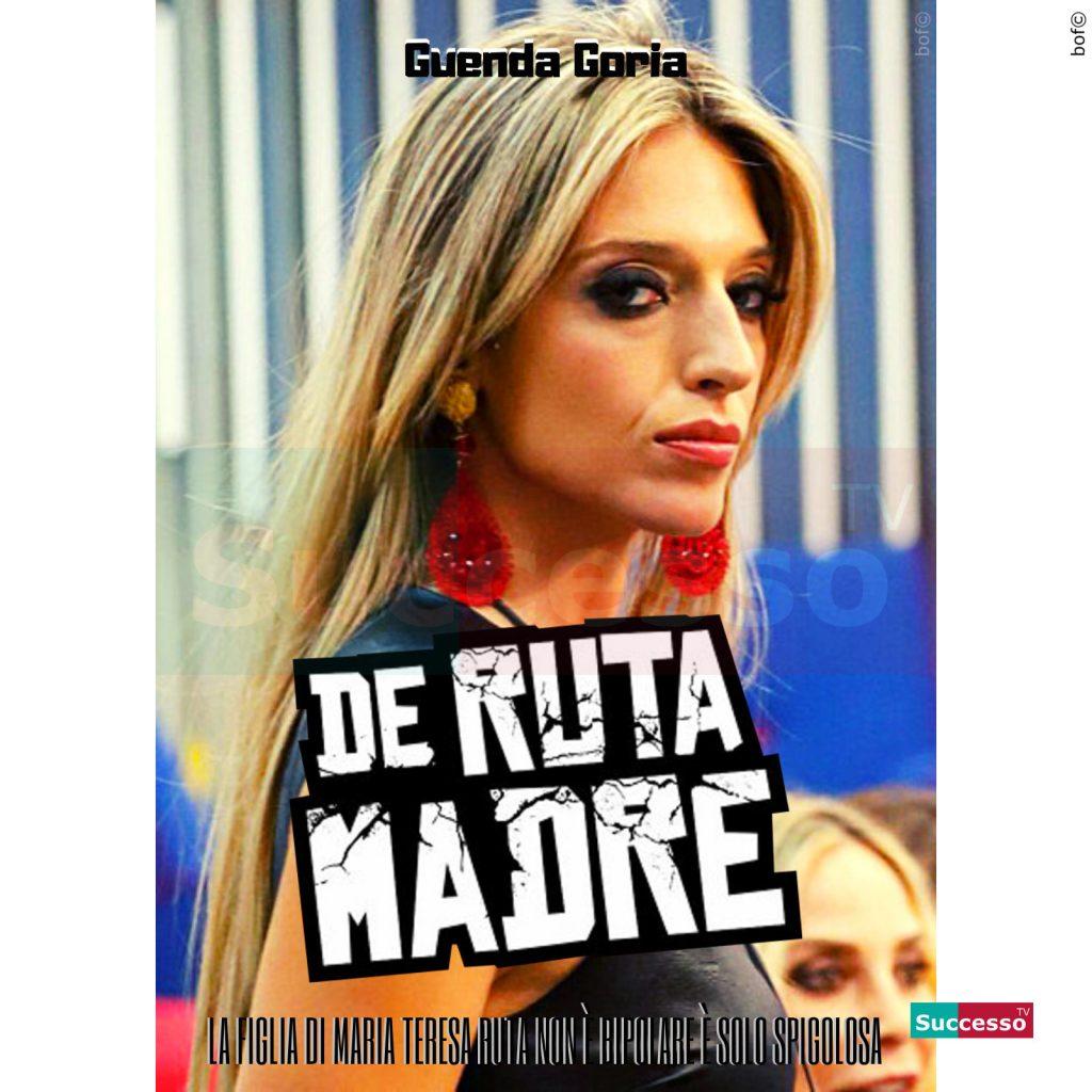 le cartoline di successo tv 2020 Gfvip Guenda Goria Ruta