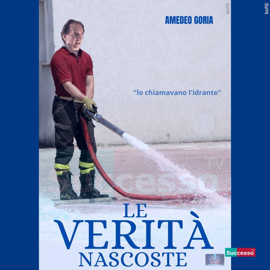 le cartoline di successo tv 2020 Gfvip Amedeo Goria Idrante