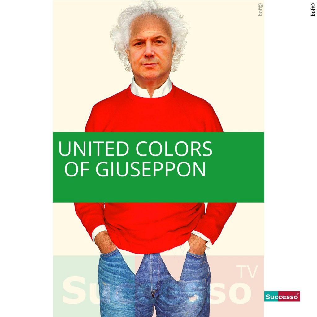 le cartoline di successo tv 2020 Dpcm Zona Rossa Gialla Arancione Benetton Colors