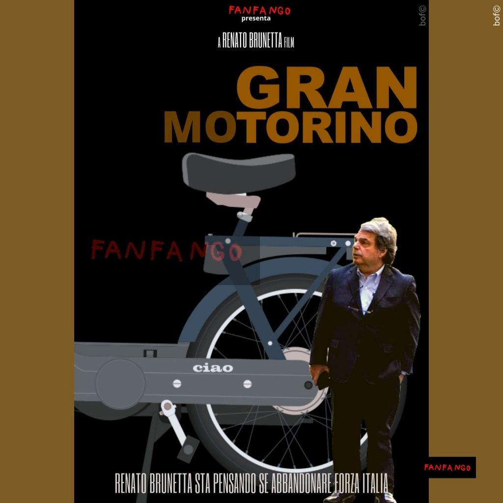 le locandine fanfango Brunetta Gran Torino
